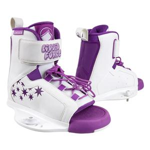 Liquid Force Star Wakeboard Bindings - Girl's 2013
