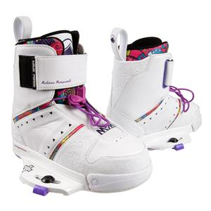 Liquid Force Melissa Wakeboard Bindings - Women's 2013