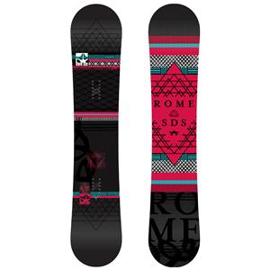 Rome Tour Wide Snowboard 2013