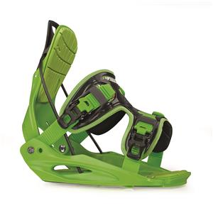 Flow Youth Micron Snowboard Bindings - Kid's 2014