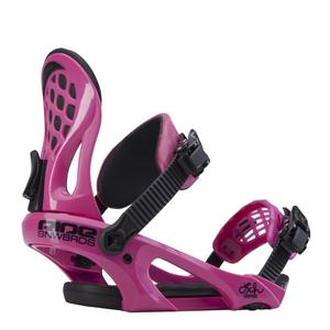 Ride LXH Snowboard Bindings - Women's 2014
