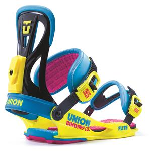 Union Flite Snowboard Bindings 2014