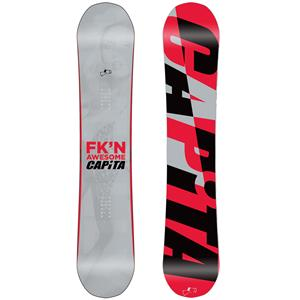 CAPiTA Totally FK'n Awesome Snowboard 2014