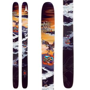 Atomic Bent Chetler Skis 2014