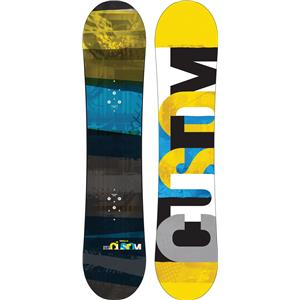 Burton Custom Smalls Snowboard - Boy's 2014