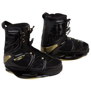 Ronix Faith Hope Love Wakeboard Bindings - Women's 2014
