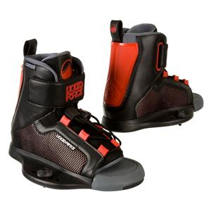 Liquid Force Fury Wakeboard Bindings - Boy's 2014