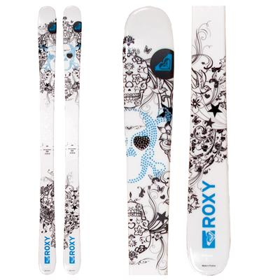 Roxy Broom Stix Skis - Women's 2008