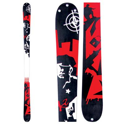 K2 Public Enemy Skis 2006