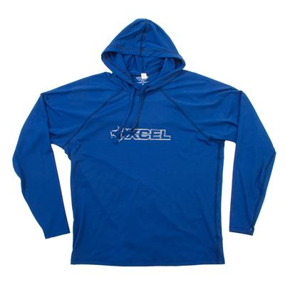 XCEL Bamboo Ventx Pullover Hoodie