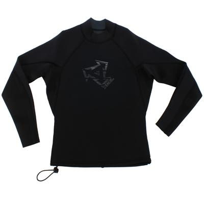 XCEL 2 MM Long Sleeve Reversible Xcelerator Top