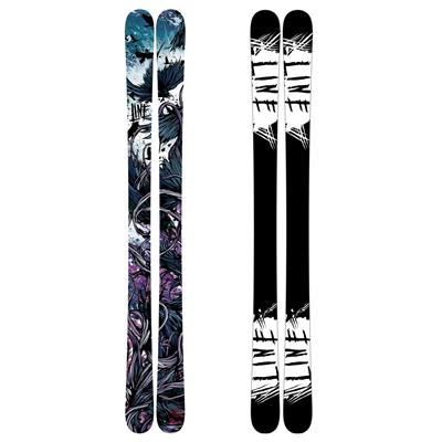 Line Skis Chronic Cryptonite Skis 2010