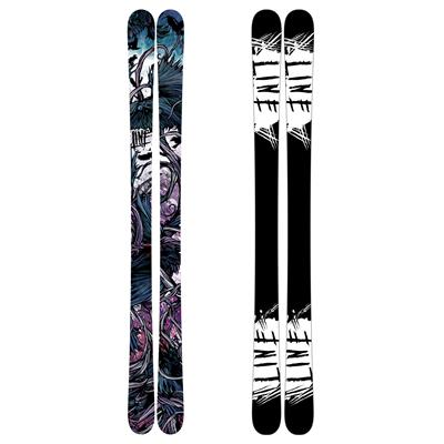 Line Skis Chronic Skis 2010
