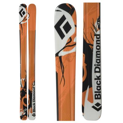 Black Diamond Verdict Skis 2011