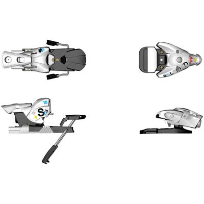 Salomon STH 16 Ski Binding (100mm Brake) 2010