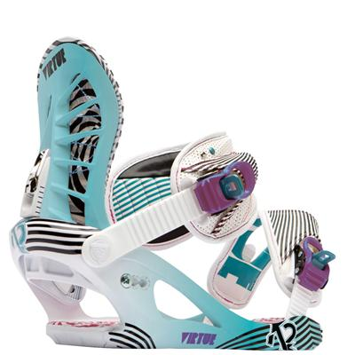K2 Virtue Snowboard Bindings - Women's 2010