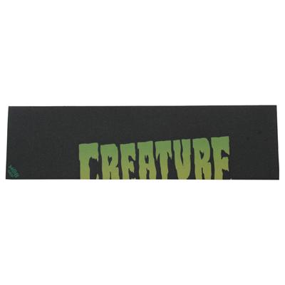 Creature Logo Stickers Mob Grip Tape Sheet