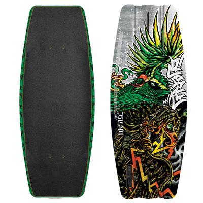 Byerly Wakeboards Blend Wakeskate 2010
