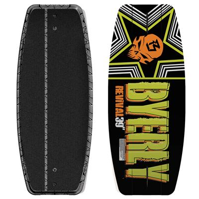 Byerly Wakeboards Revival Wakeskate 2010