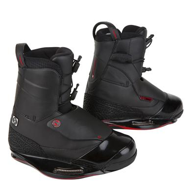 Ronix One Wakeboard Boots (Black) 2010