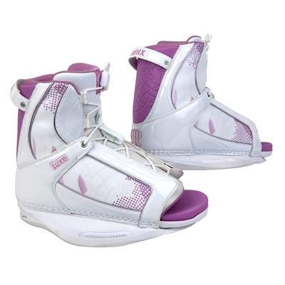Ronix Luxe Wakeboard Boots - Women's 2010