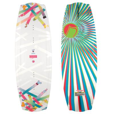 Liquid Force Melissa Hybrid Wakeboard - Women's 2010