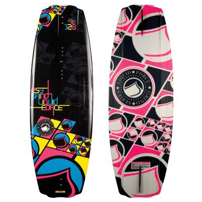 Liquid Force PS3 Grind Wakeboard 2010