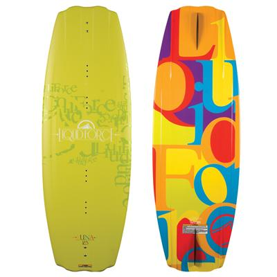 Liquid Force Luna Wakeboard - Women's 2010