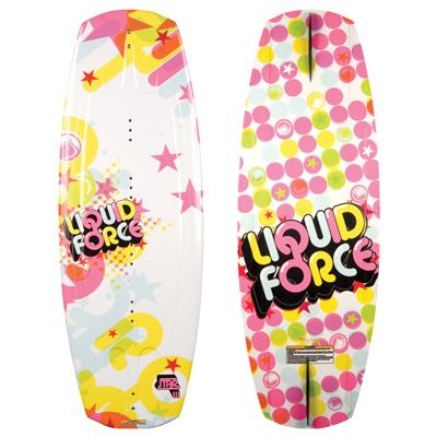 Liquid Force Star Wakeboard - Girl's 2010