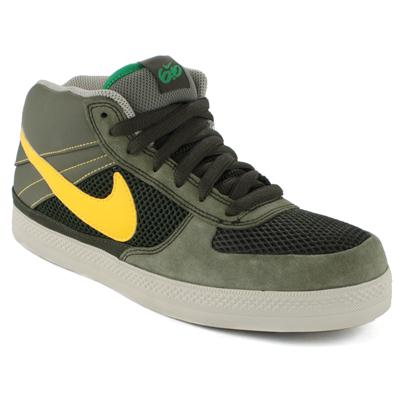 Nike 6.0 Mavrk Mid 2 Wakeskate Shoes 2010