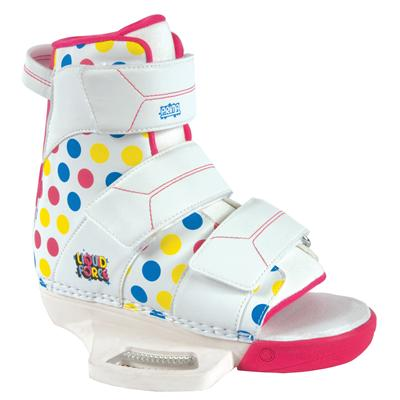 Liquid Force Kid's Prima Wakeboard Boots - Girls 2010