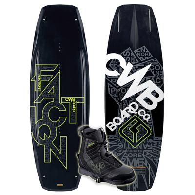 CWB Faction Wakeboard + Faction Boots 2010