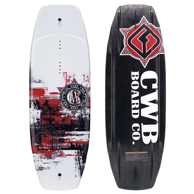 CWB Faze Wakeboard + Seven Boots 2010