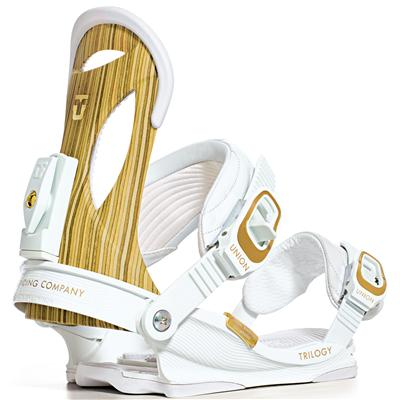 Union Trilogy Snowboard Bindings - Women's 2011