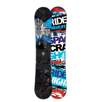 Ride Highlife Spacecraft Snowboard 2011