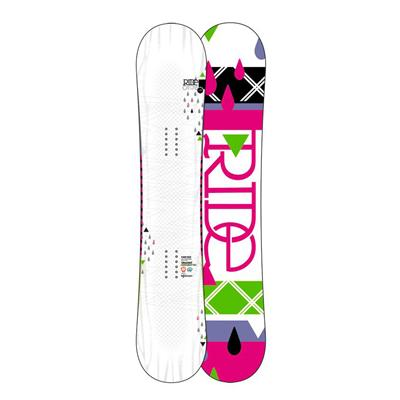 Ride Canvas Rocker Snowboard - Women's 2011