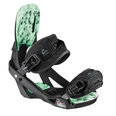Salomon The Boss Snowboard Bindings 2011