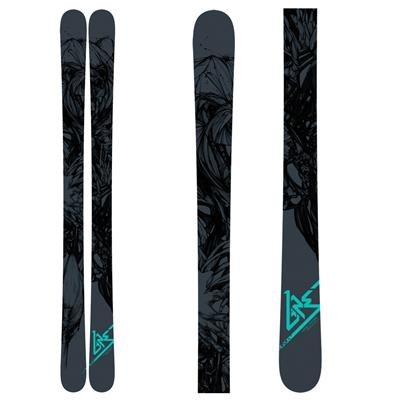 Line Skis Chronic Cryptonite Skis 2011