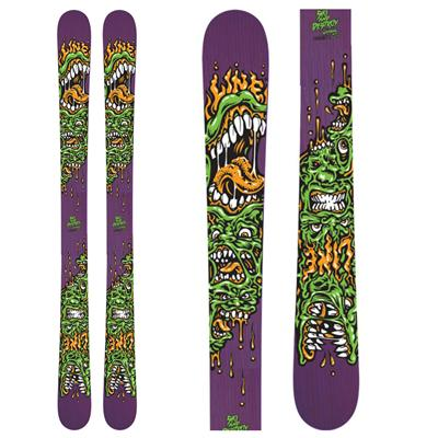 Line Skis Afterbang Shorty Skis - Youth 2011