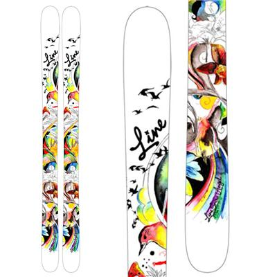Line Skis Snow Angel Skis - Youth 2011