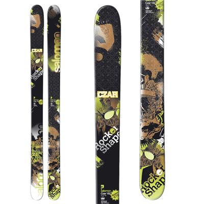 Salomon Czar Skis 2011