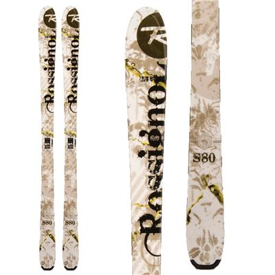 Rossignol S80 Freeride Skis 2011