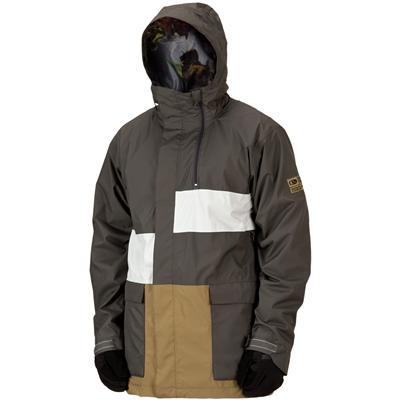 Bonfire Blur Jacket