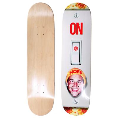 Powell Jordan Hoffart Hoff And On Ligament Skateboard Deck