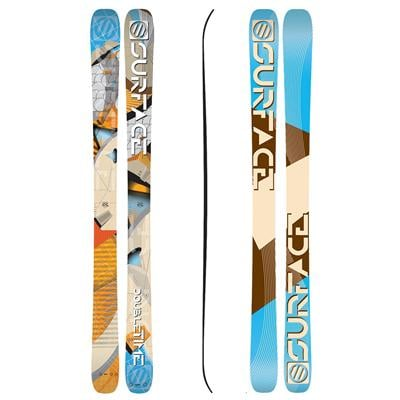 Surface Double Time Skis 2011