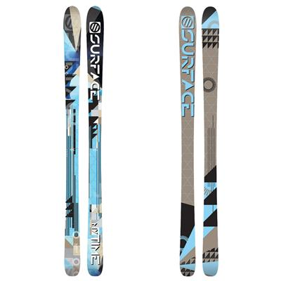 Surface My Time Skis - Women's 2011