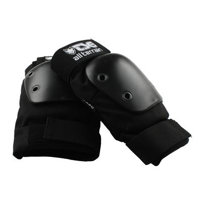 TSG All Terrain Black Elbow Pads