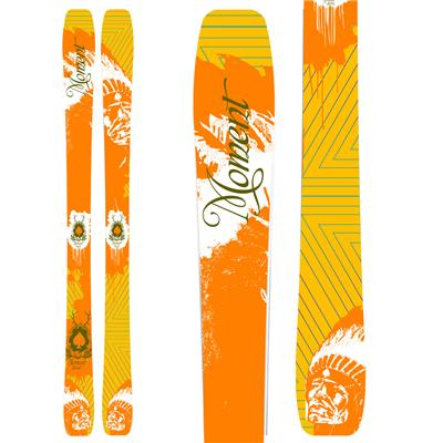 Moment Spade Skis - Women's 2011