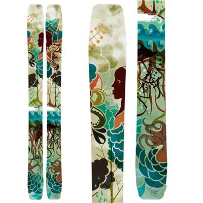 Moment Pika Skis - Women's 2011