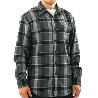 Burton Tech Flannel Button Down Shirt